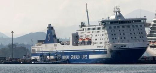Ferry to Italy crashes into islet, passengers evacuated safely at Corfu