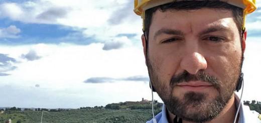 Sciopero della fame e della sete del sindaco di Cartoceto (PU), per il consolidamento della cinta muraria