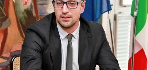 Daniele Tagliolini Presidente Provincia PU