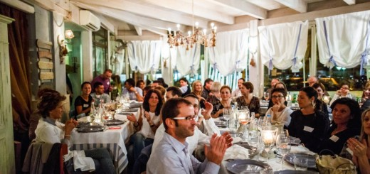 Ristorante pieno per Chef in the City