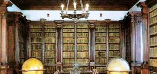 biblioteca-federiciana-Sala-dei-globi-Fano