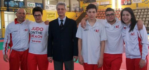 judo2015U17_gruppo