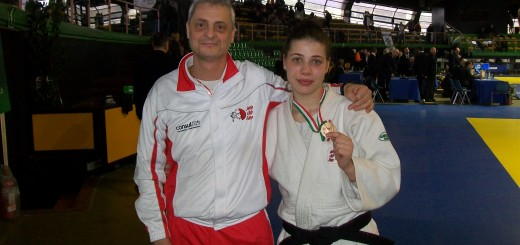 medaglia Judo