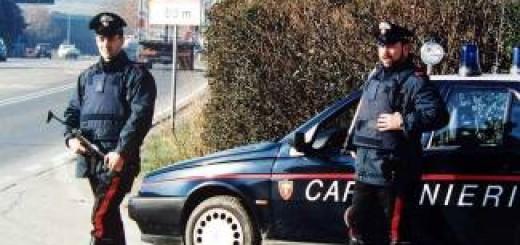 carabinieri 2015