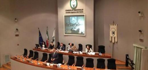 Prima seduta assembleare del nuovo Consiglio regionale