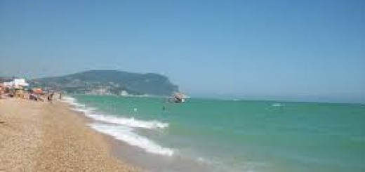 spiaggia di numana