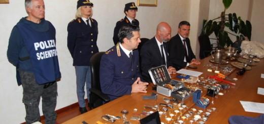Refurtiva recuperata a Fano dalla polizia