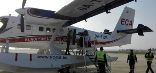 Aeroporti: volo della compagnia aerea European Coastal Airlines che collegherà l'aeroporto di Ancona alla Croazia