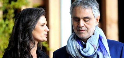 Andrea Bocelli at Expo 2015