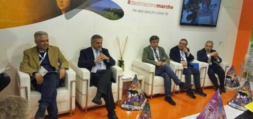 Turismo: Bit Milano, vice presidente Consiglio regionale Minardi presenta vacanze a Fano