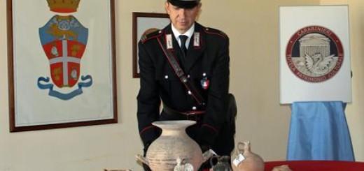 Maggiore Carmelo Grasso, Comandante CC Tutela Patrimonio Culturale di Ancona