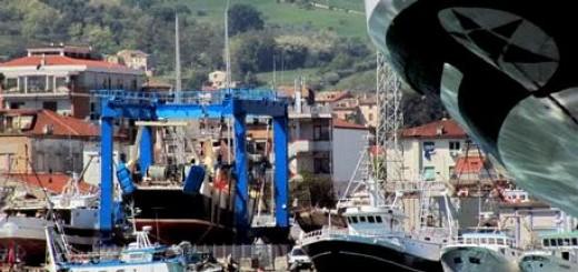 Porto peschereccio a San Benedetto del Tronto
