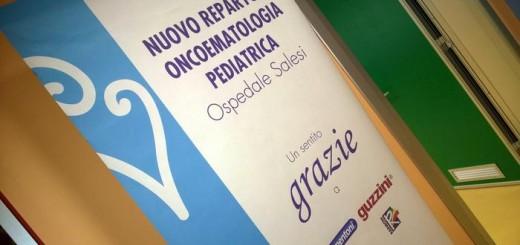 Sanità: inaugurato all'ospedale Salesi di Ancona il reparto di Oncoematologia.