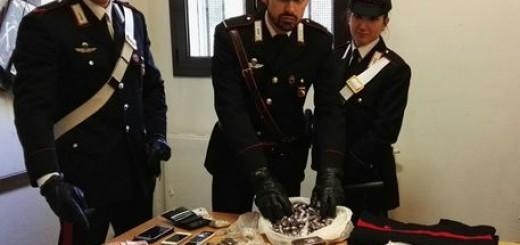 Droga carabinieri Bologna