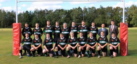 squadra inglese ospite del fano rugby