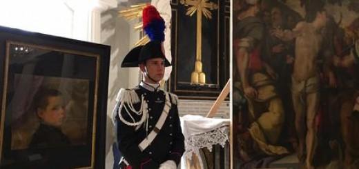 Furti d'arte: Barocci ritrovato