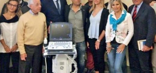 Nuovo cardiografo a Senigallia da partita del Cuore