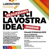 BCC FANO - LABORATORIO GIOVANI_poster 70x100_0218_OK