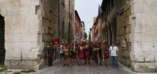 All'Arco d'Augusto di Fano