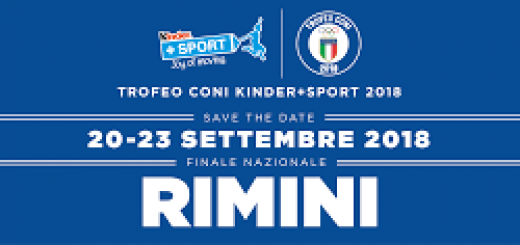 Trofeo CONI Kinder+Sport