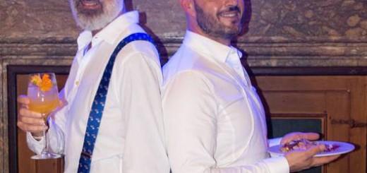 Carlo Giuseppetti e Marco Vitali