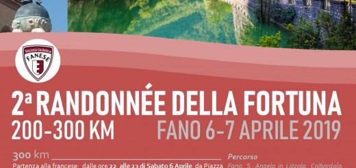 Locandina 2^ Randonnee della Fortuna 2019 ok-1