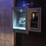 Assalto con esplosivo a bancomat Foggia, ingenti danni