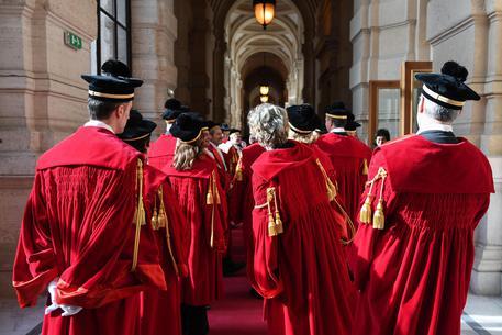 Anno giudiziario: inaugurazione in Cassazione