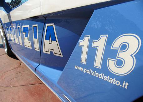 Forze dell'Ordine: fiancata auto Polizia 113, pantera, volante