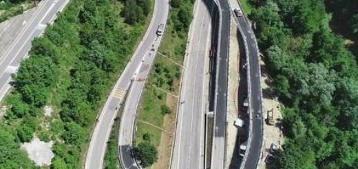 Terremoto: Anas, aperto svincolo collegamento Marche-Umbria