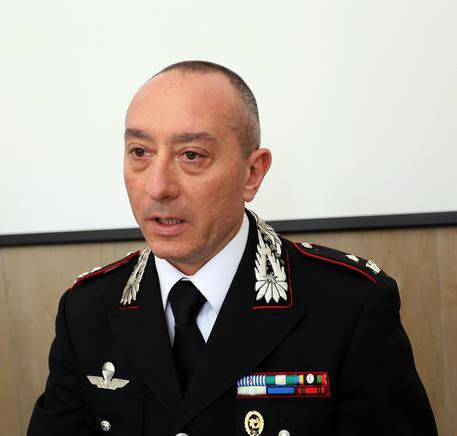 Carabinieri: il maggiore Roberto De Paoli della Compagnia di Macerata