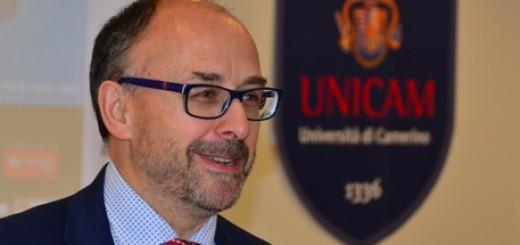 Rettore eletto di Unicam Claudio Pettinari