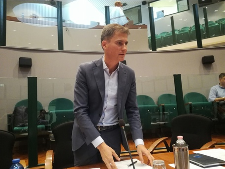 Sanità: consigliere delegato alla Sanità Marche Federico Talè