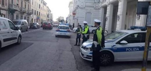 Polizia municipale Falconara
