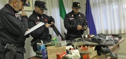 Caccia: denunciati quattro bracconieri e sequestrato materiale a Fano