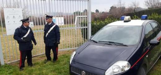 Criminalità: i Carabinieri del Nucleo Tpc bloccano due 'tombaroli' a Sirolo