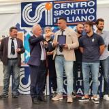 vertici nazionali con Csi Pesaro