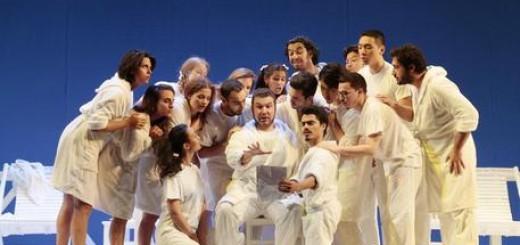 """Musica: lirica, """"Viaggio a Reims"""" di Gioachino Rossini"""