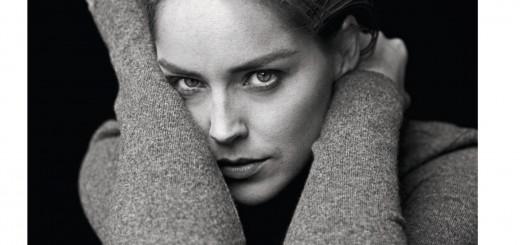 Sharon Stone Copertina Il bello di vivere due volte
